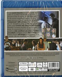 The Giver. Il mondo di Jonas di Phillip Noyce - Blu-ray - 2