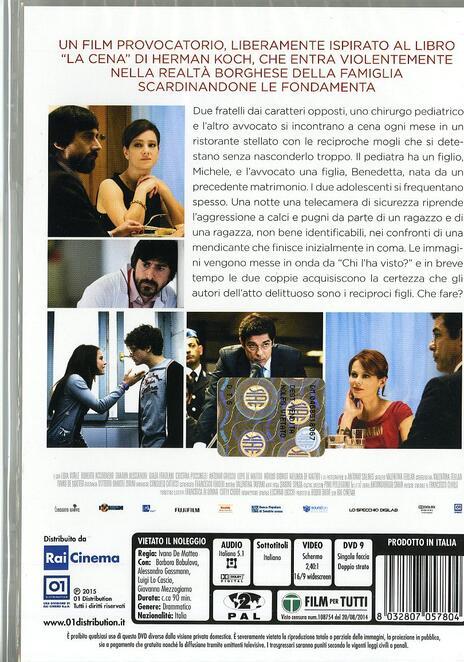 I nostri ragazzi di Ivano De Matteo - DVD - 2