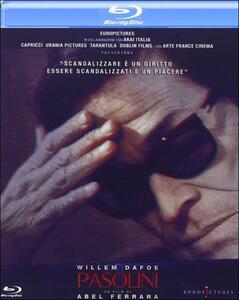 Pasolini di Abel Ferrara - Blu-ray