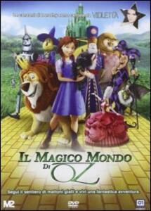Il magico mondo di Oz di Daniel St. Pierre,Will Finn - DVD