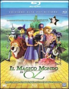 Il magico mondo di Oz di Daniel St. Pierre,Will Finn - Blu-ray