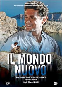 Un mondo nuovo di Alberto Negrin - DVD