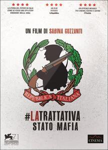 La trattativa di Sabina Guzzanti - DVD