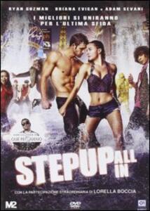 Step Up All In di Trish Sie - DVD