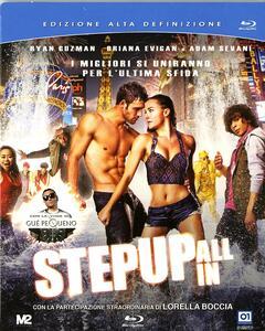 Step Up All In di Trish Sie - Blu-ray