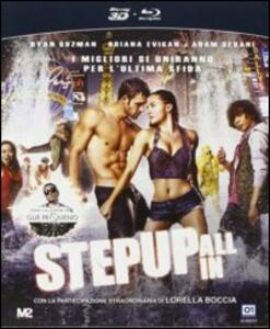 Step Up All In di Trish Sie