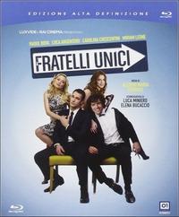 Cover Dvd Fratelli unici (Blu-ray)