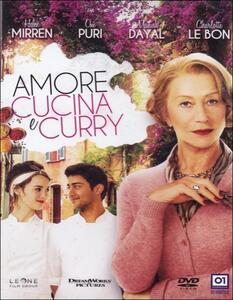 Amore, cucina e... curry di Lasse Hällstrom - DVD
