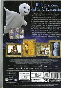 Un fantasma per amico di Alain Gsponer - DVD - 2
