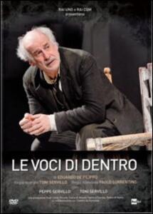 Le voci di dentro di Toni Servillo - DVD