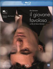 Il giovane favoloso di Mario Martone - Blu-ray