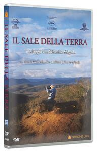 Il sale della terra di Wim Wenders,Juliano Ribeiro Salgado - DVD