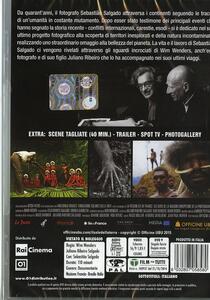Il sale della terra di Wim Wenders,Juliano Ribeiro Salgado - DVD - 2