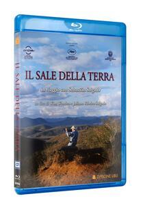 Il sale della terra di Wim Wenders,Juliano Ribeiro Salgado - Blu-ray