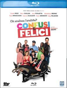 Confusi e felici di Massimiliano Bruno - Blu-ray