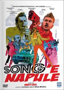 Song'e Napule di Manetti Bros. - DVD