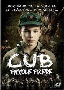 Cub. Piccole prede di Jonas Govaerts - DVD