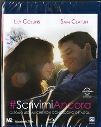 Cover Dvd #ScrivimiAncora (Blu-ray)