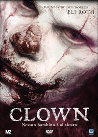 Cover Dvd Clown (DVD)