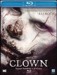 Cover Dvd Clown (Blu-ray)