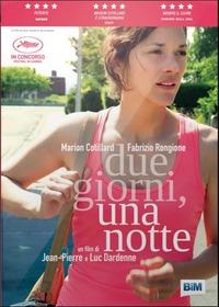 Cover Dvd Due giorni, una notte (DVD)