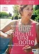 Cover Dvd DVD Due giorni, una notte