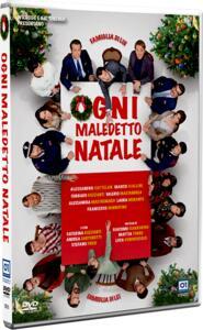 Ogni maledetto Natale di Giacomo Ciarrapico,Mattia Torre,Luca Vendruscolo - DVD