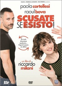 Cover Dvd Scusate se esisto! (DVD)
