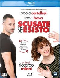 Cover Dvd Scusate se esisto! (Blu-ray)