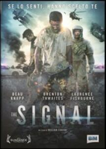 The Signal di William Eubank - DVD