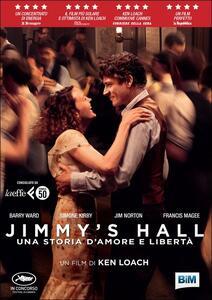 Jimmy's Hall. Una storia d'amore e libertà di Ken Loach - DVD