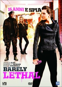 Cover Dvd Barely Lethal (DVD)