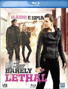 Barely Lethal di Kyle Newman - Blu-ray