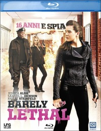 Cover Dvd Barely Lethal (Blu-ray)