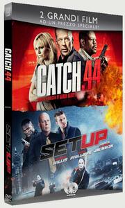 Film Catch .44. Set Up (2 DVD) Mike Gunther Aaron Harvey