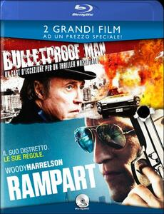 Rampart. Bulletproof Man (2 Blu-ray) di Jonathan Hensleigh,Oren Moverman