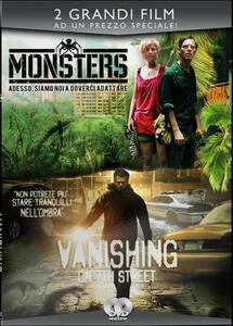 Film Monsters. Vanishing on 7th Street (2 DVD) Brad Anderson Gareth Edwards
