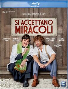 Film Si accettano miracoli Alessandro Siani