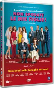 Non sposate le mie figlie! di Philippe de Chauveron - DVD