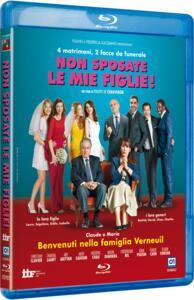 Non sposate le mie figlie! di Philippe de Chauveron - Blu-ray