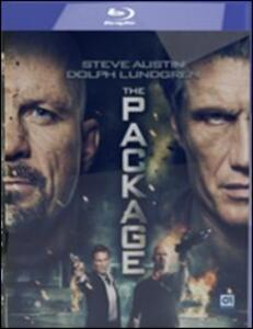 The Package di Jesse V. Johnson - Blu-ray