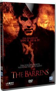 The Barrens di Darren Lynn Bousman - DVD