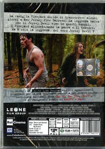 The Barrens di Darren Lynn Bousman - DVD - 2