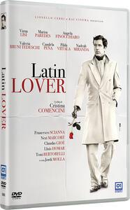 Latin lover di Cristina Comencini - DVD