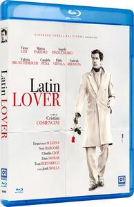 Latin lover di Cristina Comencini - Blu-ray