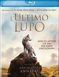 Cover Dvd ultimo lupo (Blu-ray)