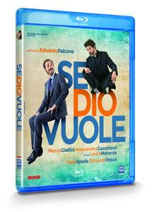 Se Dio vuole di Edoardo Falcone - Blu-ray