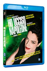 Cover Dvd Ho ucciso Napoleone (Blu-ray)