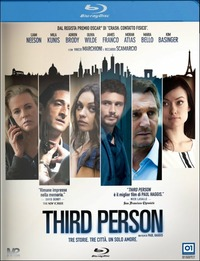 Cover Dvd Third Person (Blu-ray)