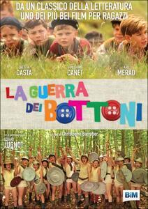 La guerra dei bottoni di Christophe Barratier - DVD